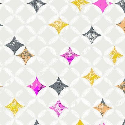 Toile savoie coton polyester enduit - Toile au mètre antitache - 150cm - Apollona - Stof - BLANC