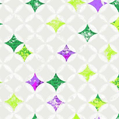 Toile savoie coton polyester enduit - Toile au mètre antitache - 150cm - Apollona - Stof - GRIS