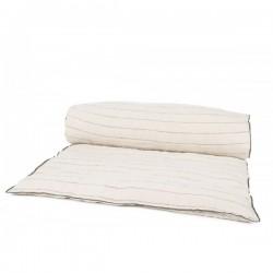Housse d'édredon CALVI - 100% lin lavé - LIN NATUREL
