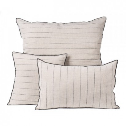 CALVI housse de coussin Harmony Textile - LIN