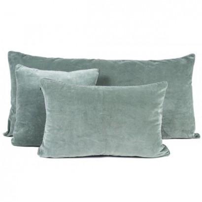 DELHI housse de coussin Harmony Textile - CELADON