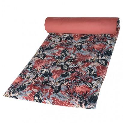 Housse d édredon KIRA - Harmony textile - BLEU