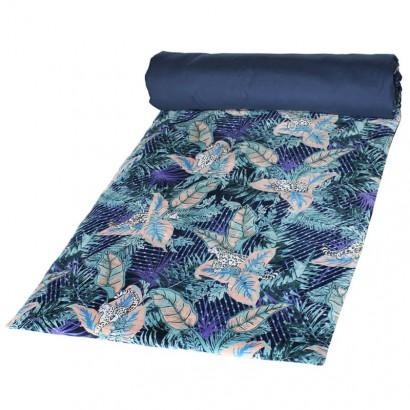 Housse d édredon KIRA - Harmony textile - PURPLE