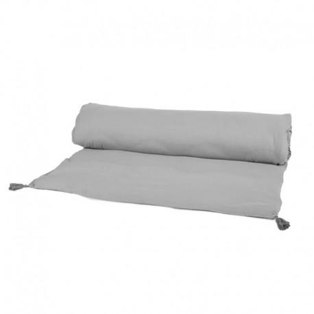 Housse d édredon DILI - Harmony textile - GRIS