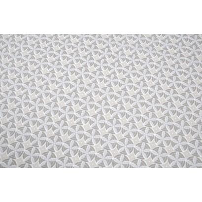 Tissu enduit Manolo - 155cm - terracotta