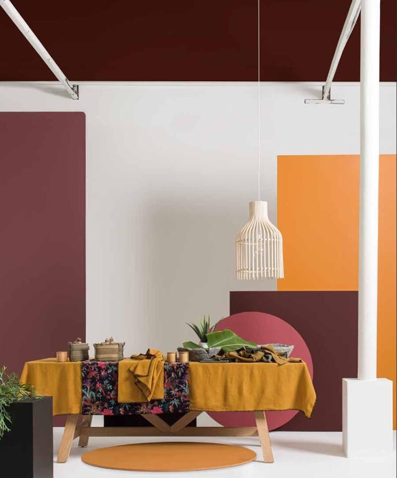 Nappe Letia harmony textile